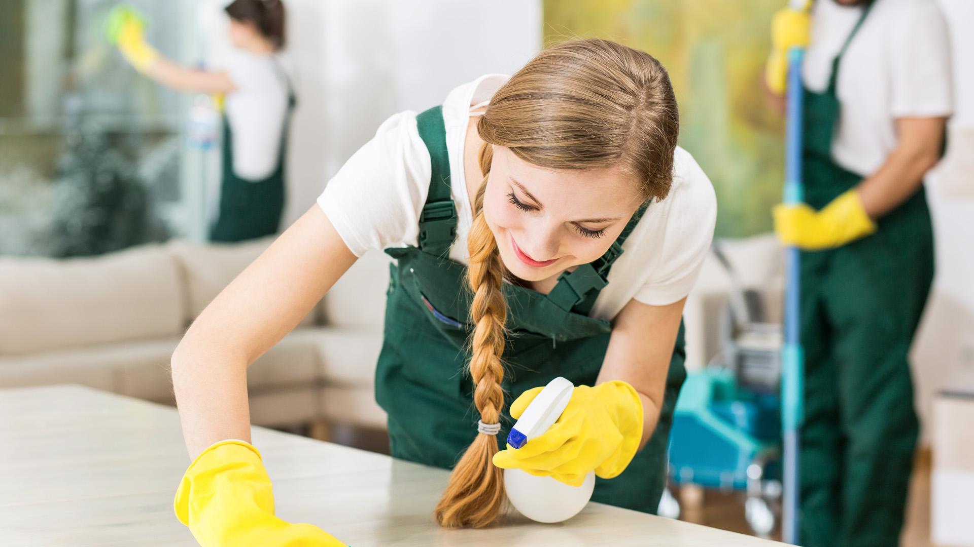 maids services dubai